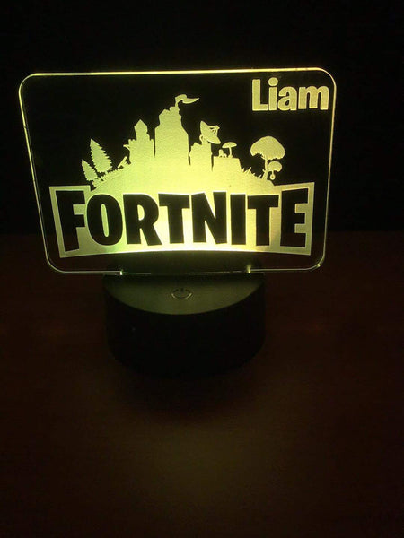 Fortnite desk light