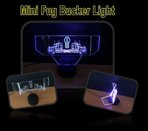 Mini Fug Bucker LED Light