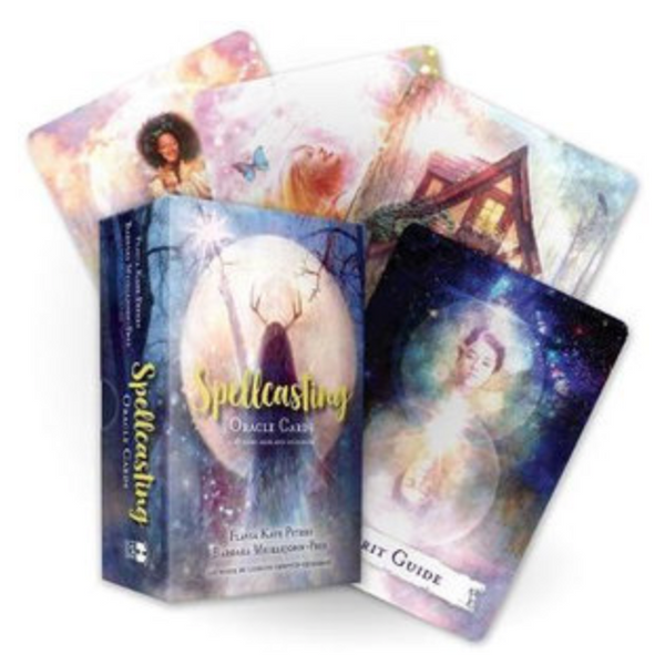 Spellcasting Oracle Deck