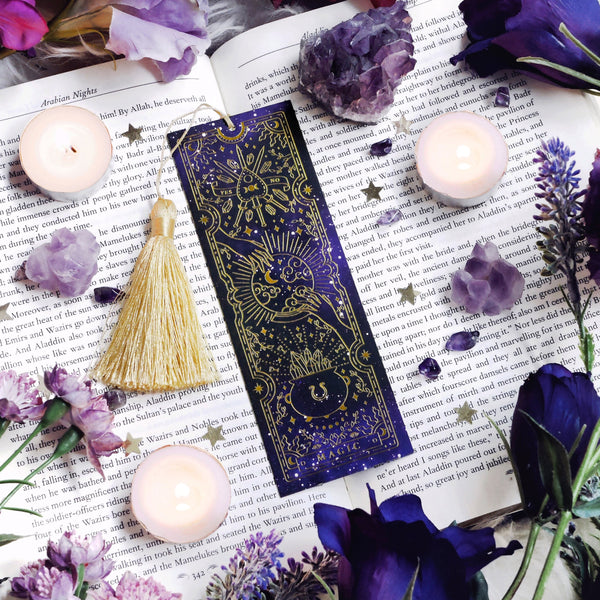 Magic Tarot Bookmark - TQCC