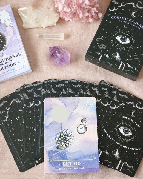 Cosmic Guidance Cards - Dreamy Moons