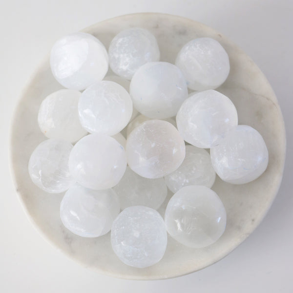 Selenite - Mini Spheres