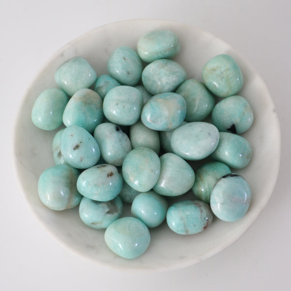 Tumbled Stone - Amazonite (Russia)