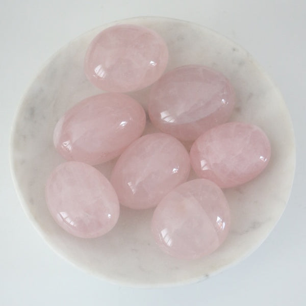Rose Quartz Pebbles