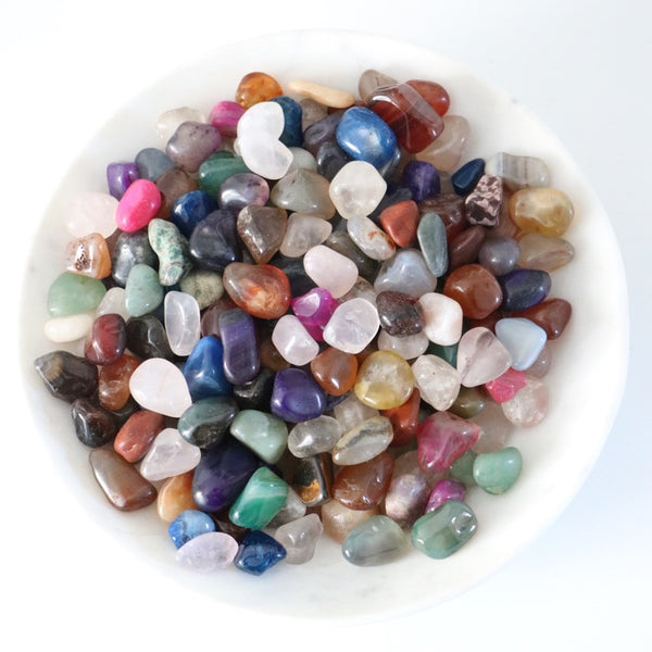 Fairy Stone Mix - Baby Tumbled Stones