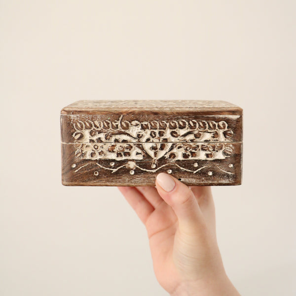 Wooden Box - Medium