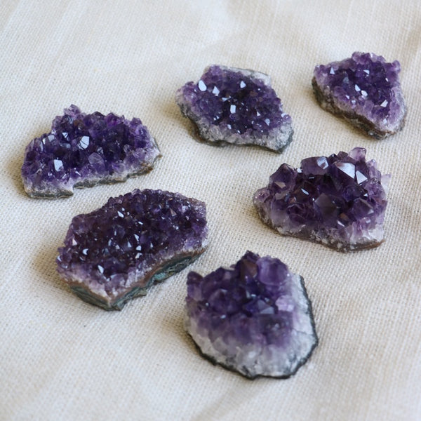 Amethyst Clusters - A Grade