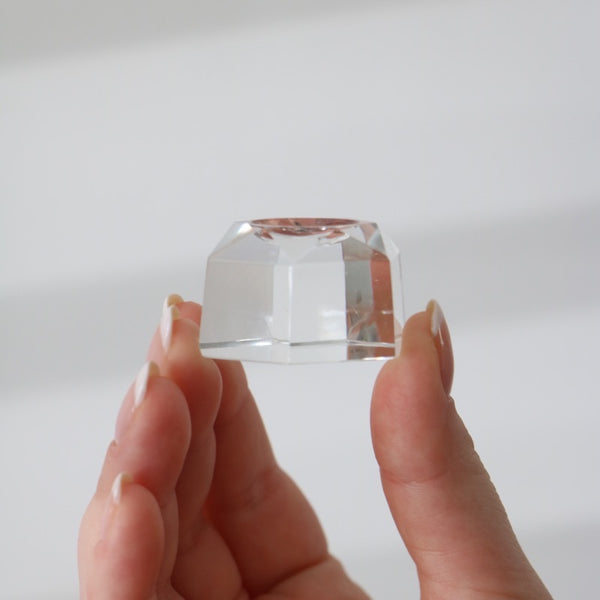 Glass Sphere Holder