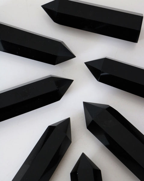 Black Obsidian Point - Protection