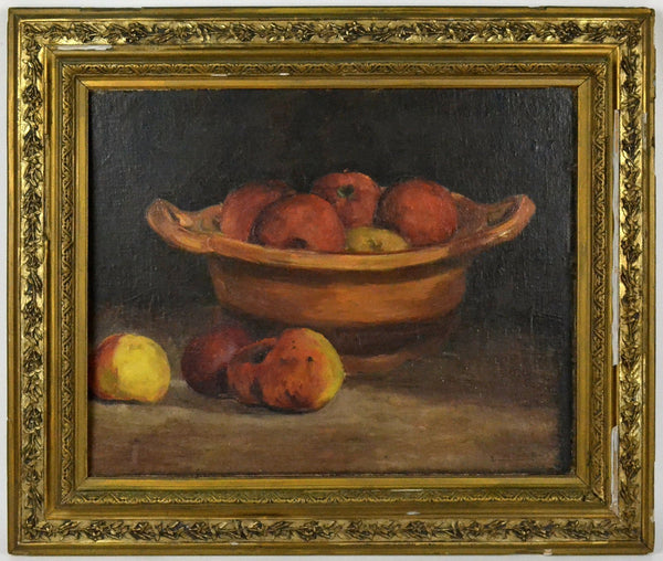 Still Life - Bowl with Fruits