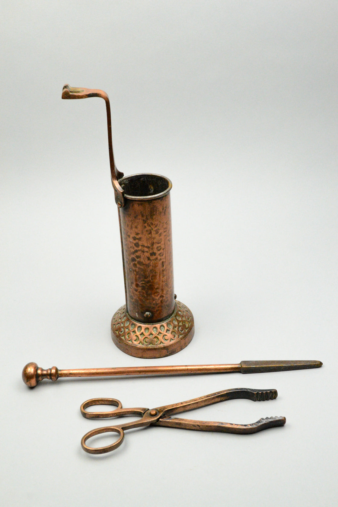 Arts & Crafts Fireplace Tools