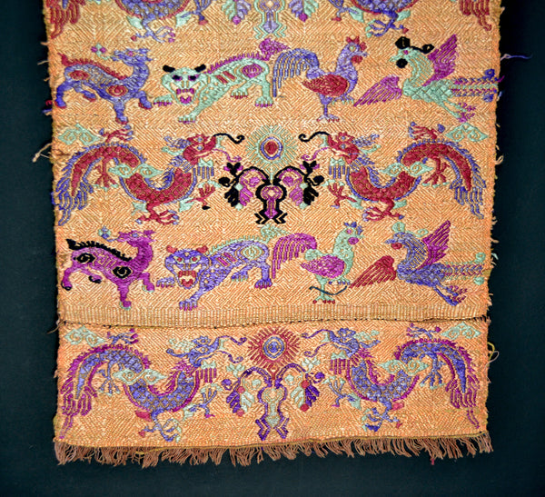 Silk Maonan Wedding Blanket
