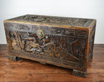 Antique Camphor Chest
