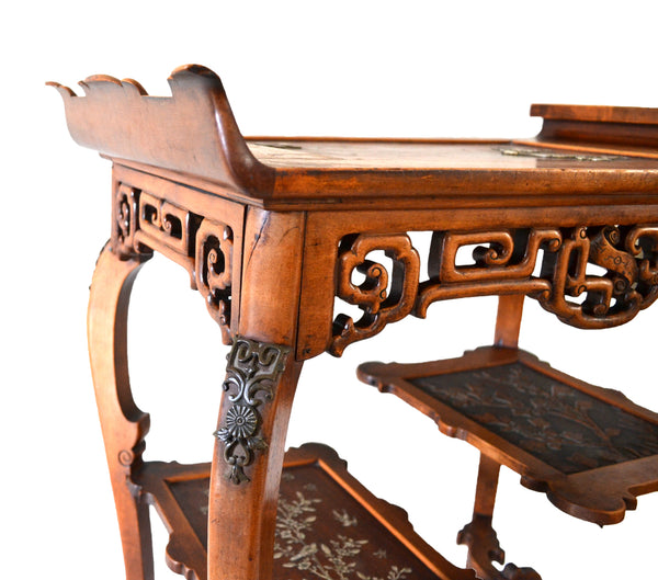Gabriel Viardot's Table