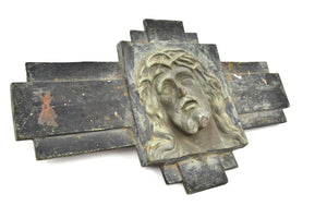 Jesus Christ Brass Plaque