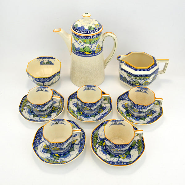 Royal Doulton Merryweather Tea Set
