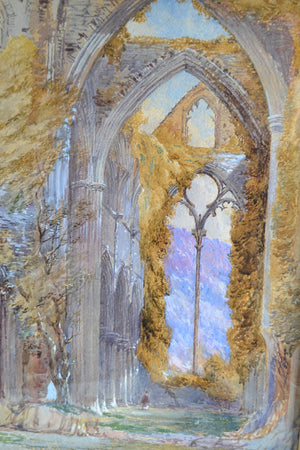 Watercolour by Thomas James Soper