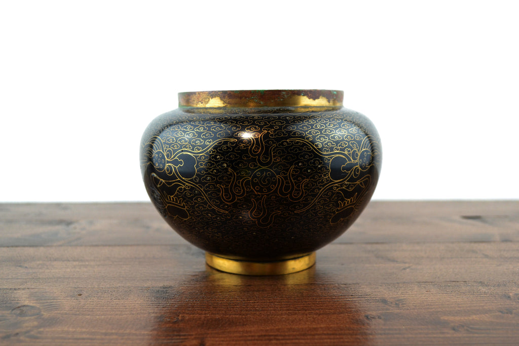 Republic Period Cloisonne Bowl