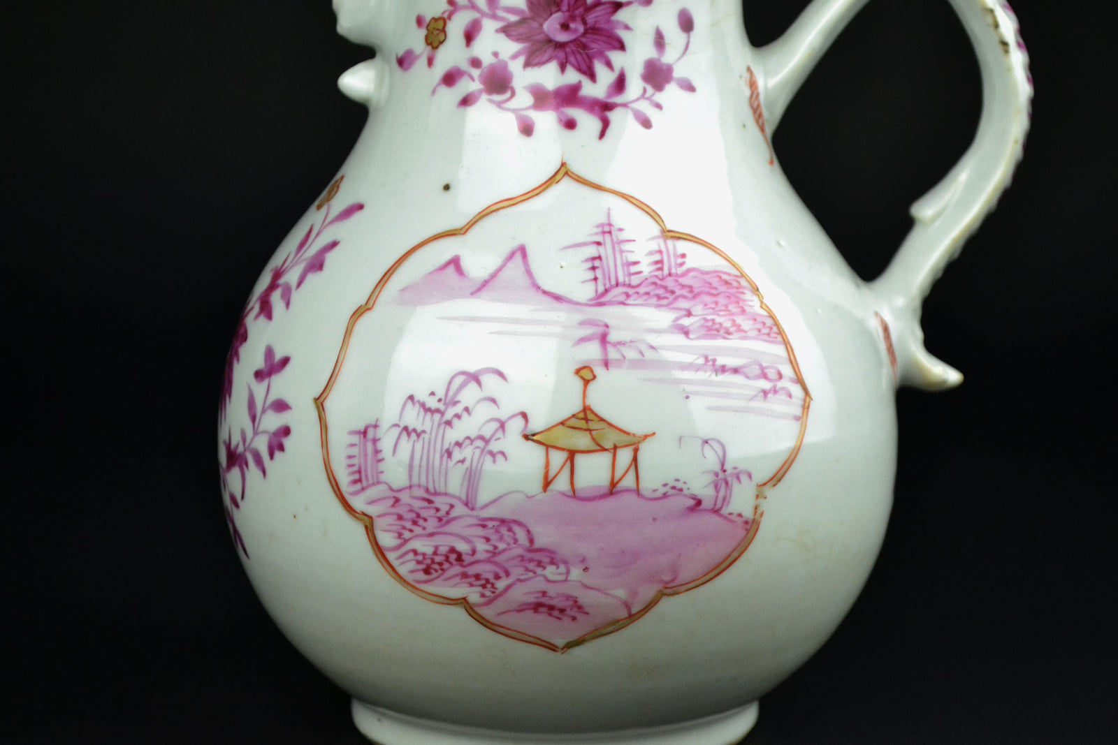 Chinese 18th Century Export Teapot