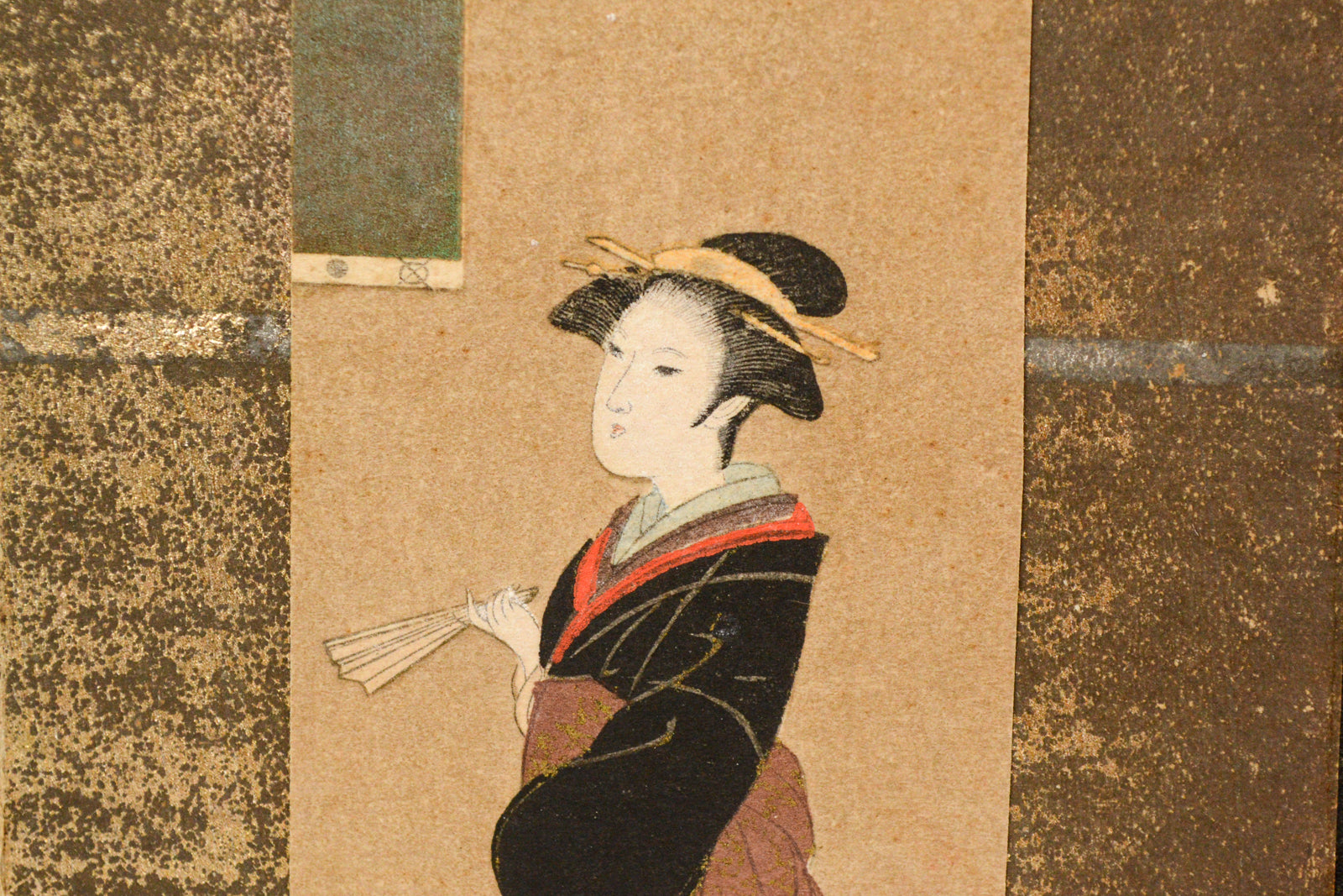Miniature Japanese Byōbu