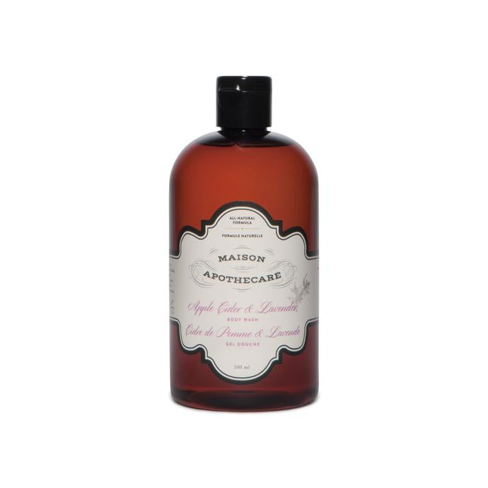 Body Wash - Apple Cider & Lavender