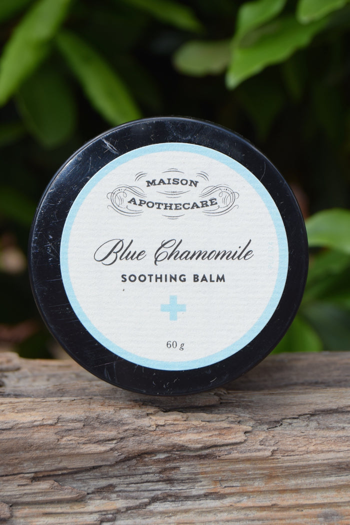 Healing soothing Balm - Blue Chamomile