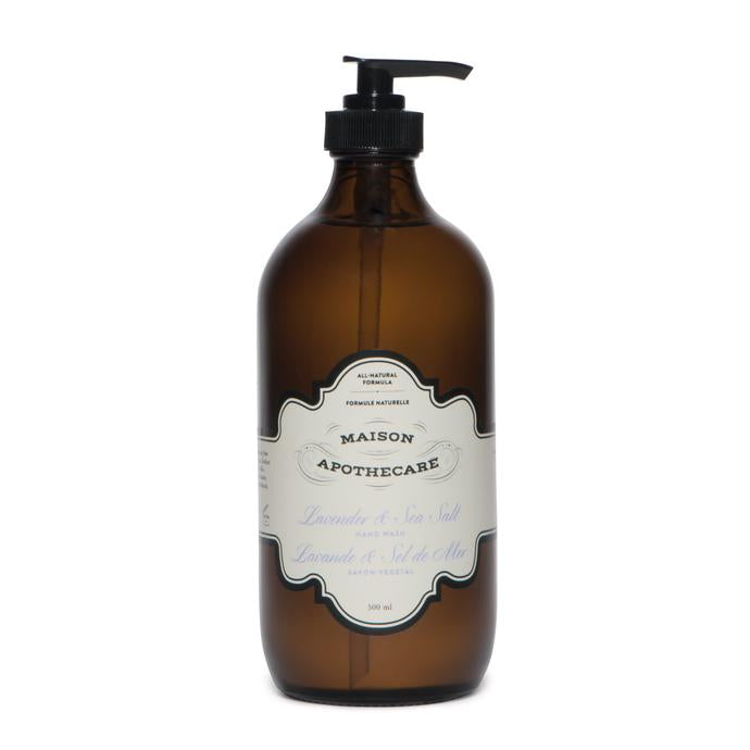 Hand Wash - Lavender & Sea Salt