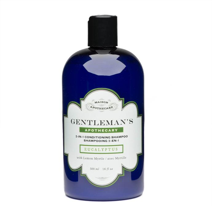 Gentleman's 2-in-1 Shampoo