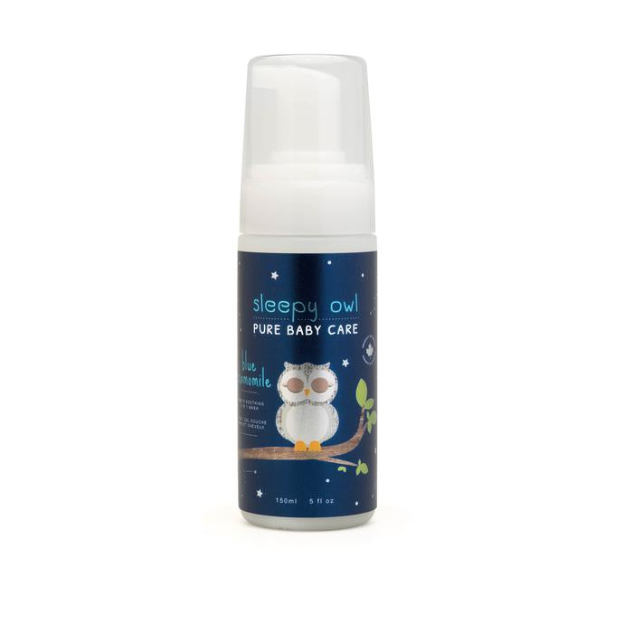 Sleepy Owl - 2 in 1 Baby Wash 150ml