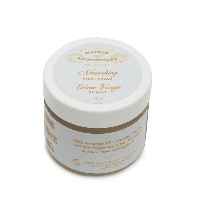 Facial Nourishing Night Cream