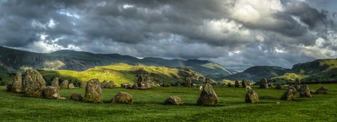 With thanks to Andi Campbell Jones for his beautiful photography of Castlerigg