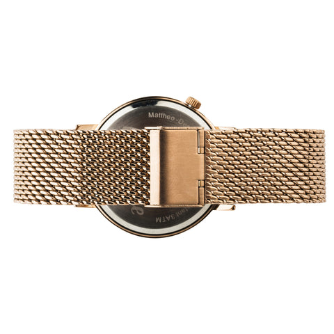 Strap_Metal golden pink