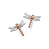 River Dragonfly Studs