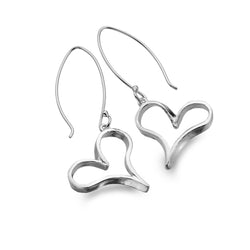 Natures Heart Earrings