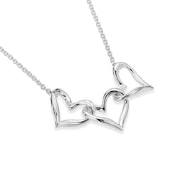 Endless love necklace