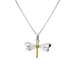Photo of Dragonfly drop pendant