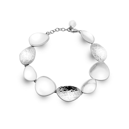 Stacking reflection bracelet