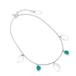 Turquoise Cove Rockpool Necklace