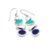 Pebble bay earrings
