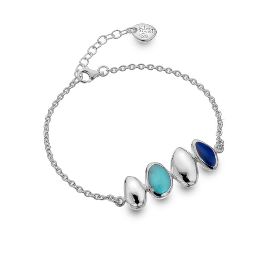 Pebble bay bracelet