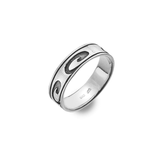 Barrel Wave Ring