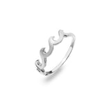 Perfect Wave Ring