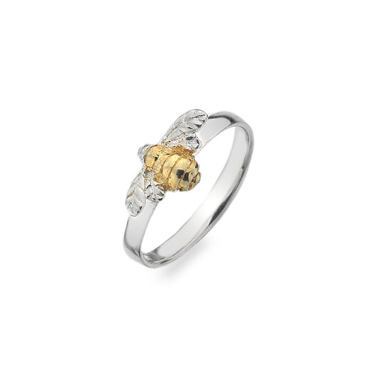 Photo of Golden bumblebee ring