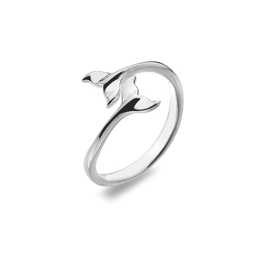 Whales Tail Ring