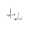 Photo of Dragonfly drop earrings