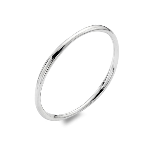 Eternal circle bangle