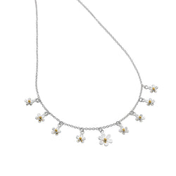 Daisy meadow necklace