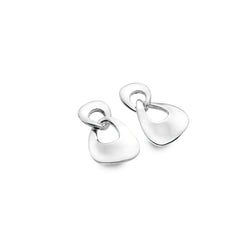 St. Ives sculpture earrings