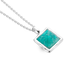 Blue bay pendant