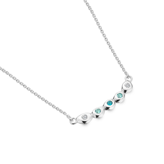 Isla Azul necklace